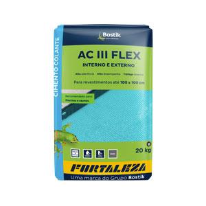 pavertech argamassa impermeabilizante AC III Flex Fortaleza