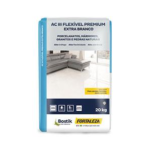 pavertech argamassa impermeabilizante AC III flexível premium extra branco