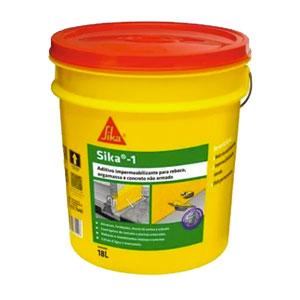 pavertech argamassa impermeabilizante sika - 1